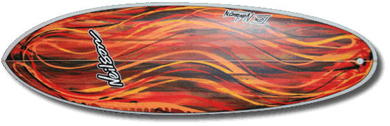 Neilson Surfboards - Featured Surfboard: Eggo
