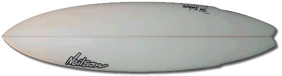 Neilson Surfboards - Featured Surfboard: Sting Fun