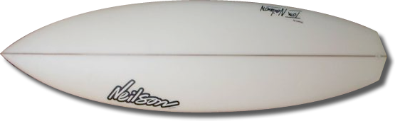 Neilson Surfboards - Featured Surfboard: Boost