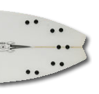 five-fin-convertible fin setup
